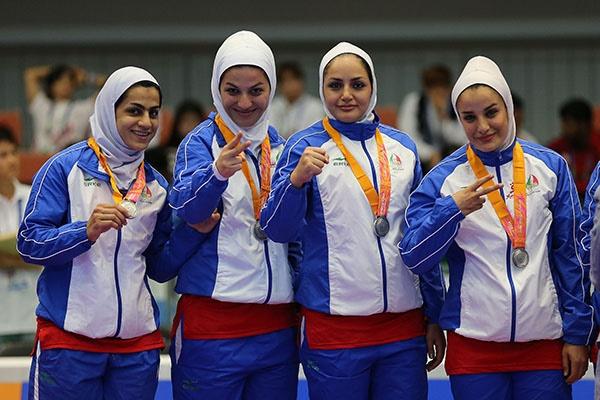 فیلم | بانوان ورزشکار ایرانی که حماسهساز شدند
