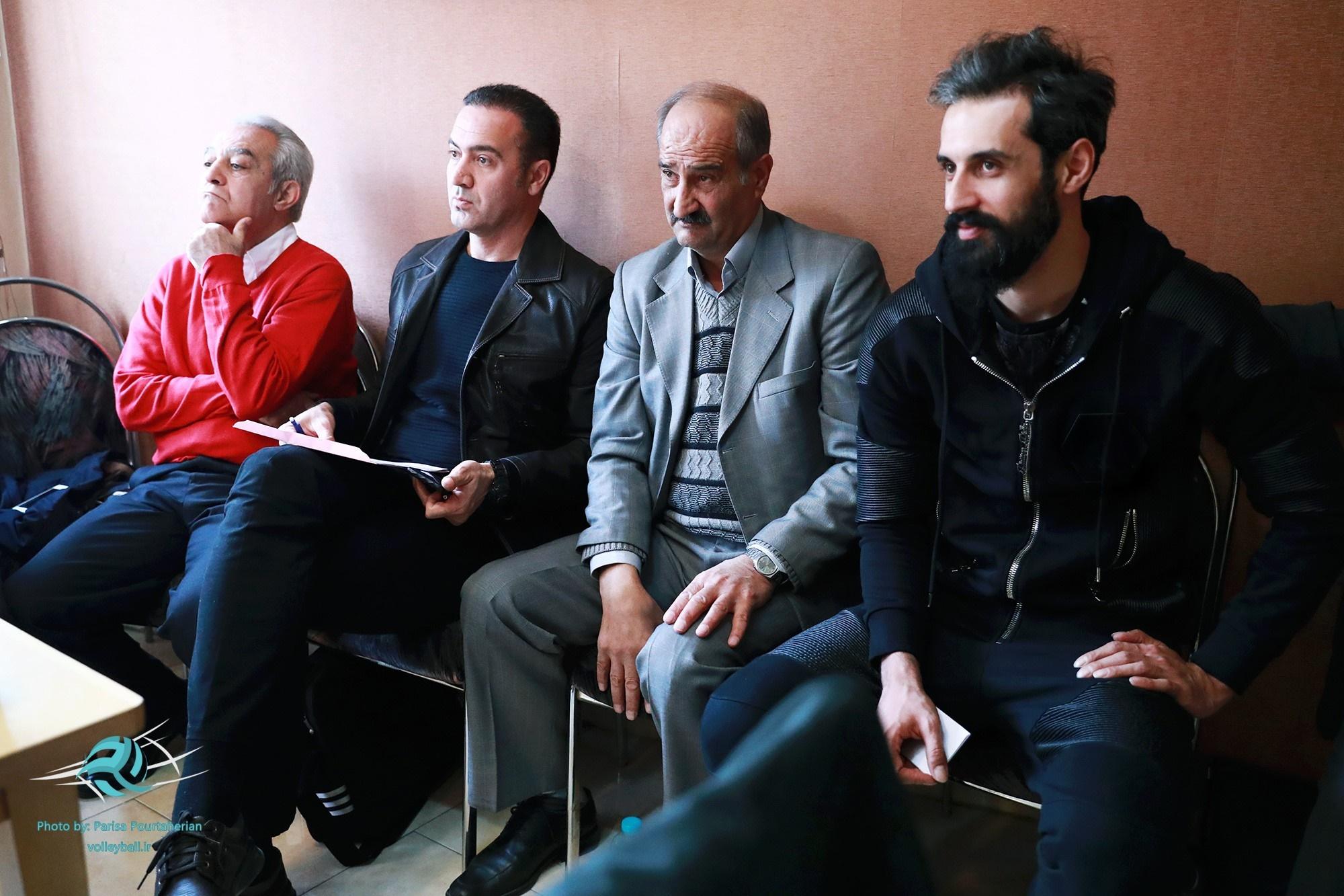 رای کمیته انضباطی در مورد بازی جنجالی لیگ برتر والیبال/ سعید معروف محروم شد