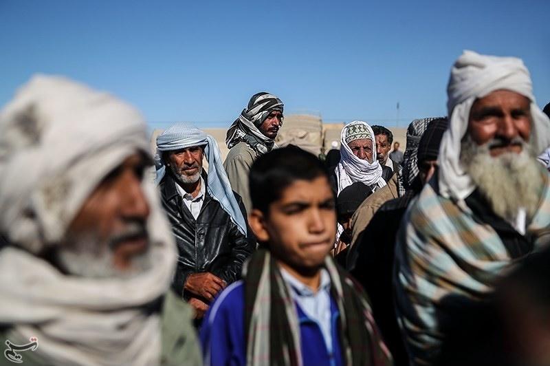 تصاویر | رزمایش مردمیاری ارتش در مناطق محروم سیستان و بلوچستان