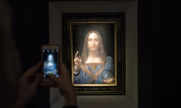 گرانترین نقاشی تاریخ راهی ابوظبی شد