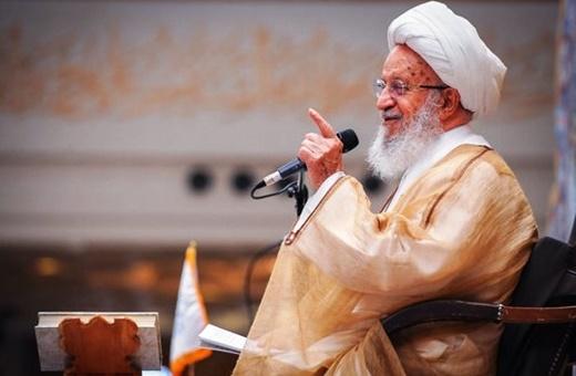 آیتالله مکارم شیرازی: مأیوس کردن مردم با سیاهنمایی غلط است