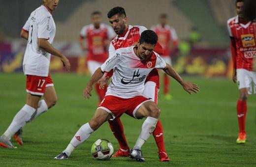 پنالتی مشکوکی که پرسپولیس را به گل رساند