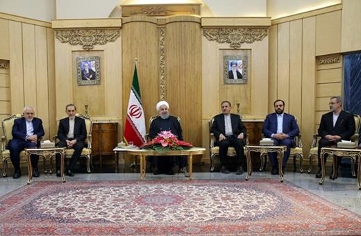 روحانی: قدس پایتخت دولت فلسطین خواهد بود