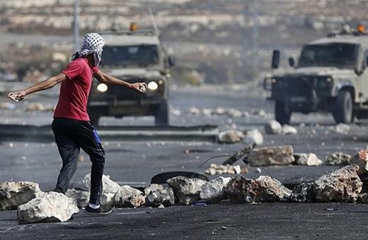 فیلم | ادامه درگیریها میان مردم فلسطین و سربازان اسرائیل