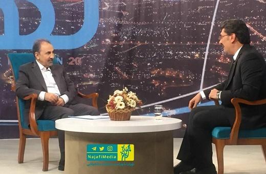 نجفی: صالحیامیری نمیتوانند در کمیته ملی المپیک مسئولیت بگیرند/ بعد از انتخابات،شهرداری سست شد
