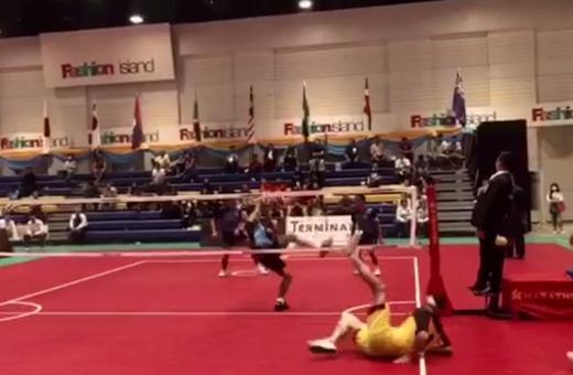 فیلم | قهرمانی سپکتاکرای ایران در مسابقات جهانی