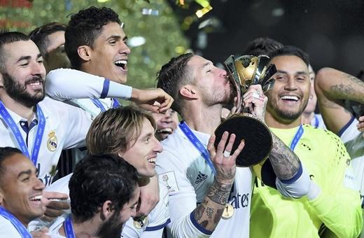 مادرید پناهگاه همه افتخارات / رئال دوباره قهرمان جام باشگاههای جهان شد