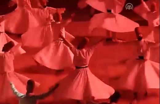 فیلم | شب وصال؛ اختتامیه مراسم بزرگداشت مولانا در شهر قونیه