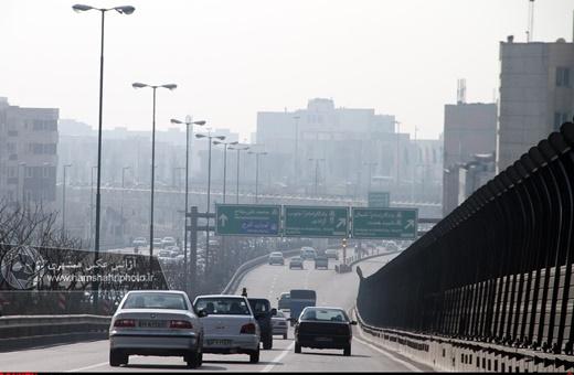 نخستین تعطیلی مدارس تهران به دلیل آلودگی هوا در سال ۹۶/ افزایش محوده طرح ترافیک تا زوج و فرد