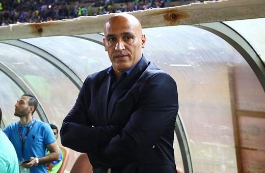 تصویری از عیادت منصوریان از نونهال فوتبالیست