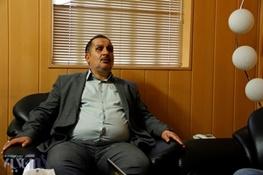 مظلومی رئیس فدراسیون نابینایان شد