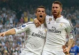 کریستیانو رونالدو,رئال مادرید,لیگ قهرمانان اروپا