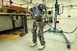 روبات مانکن ایران در جمع طرحهای برتر دنیا