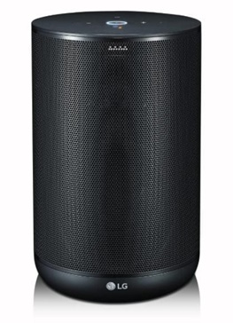 اسپیکر هوشمند ال جی تینک مجهز به دستیار صوتی گوگل / عکس