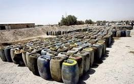 کشف محموله سوخت قاچاق در زنجان