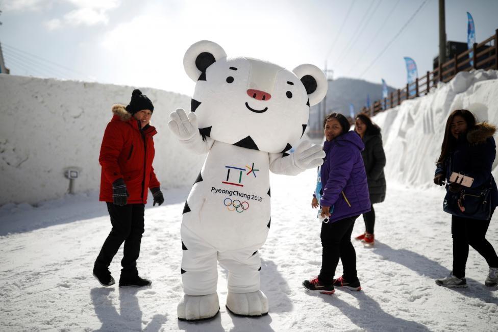 تصاویر | شمارش معکوس برای المپیک زمستانی ۲۰۱٨ پیونگچانگ