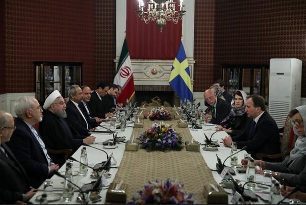 روحانی: برای امنیت همسایگان خود اهمیت بسیاری قائلیم/ اقدامات اسرائیل در منطقه تحریککننده است