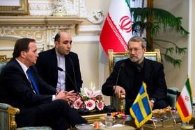 لاریجانی:در ایران هیچقدرتی نمیتواند مجلس را منحلکند/لوفون: تروریستها بحرانیجدی برای اروپا هستند