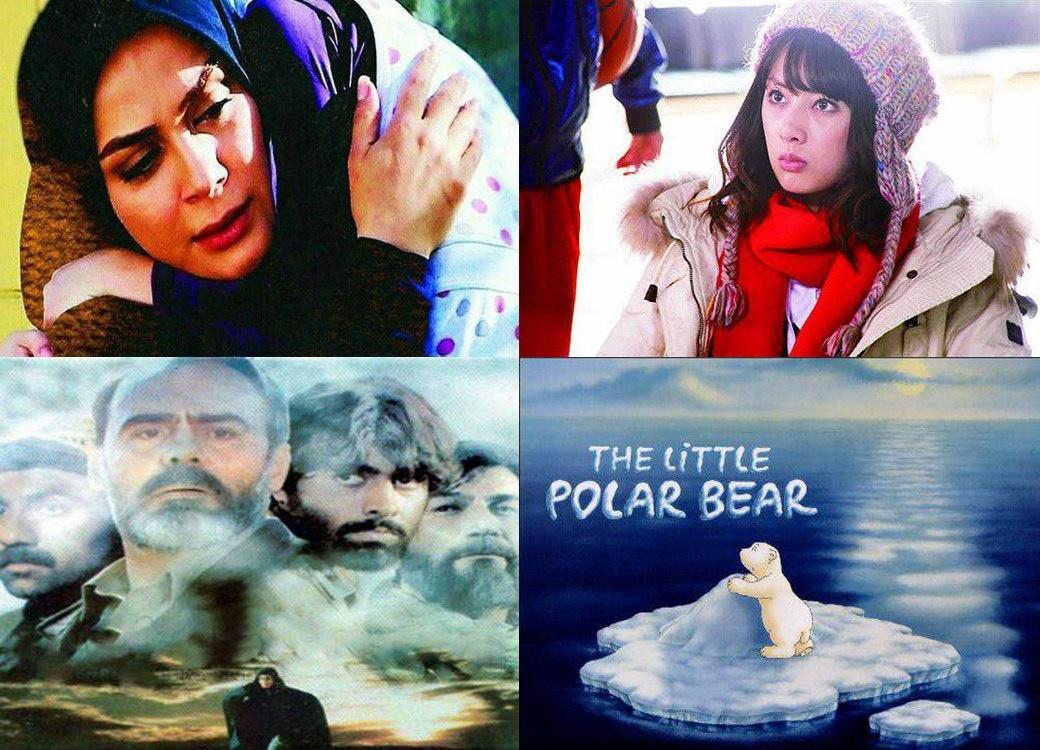 ۲۰ فیلم سینمایی ایرانی و خارجی روی آنتن میروند