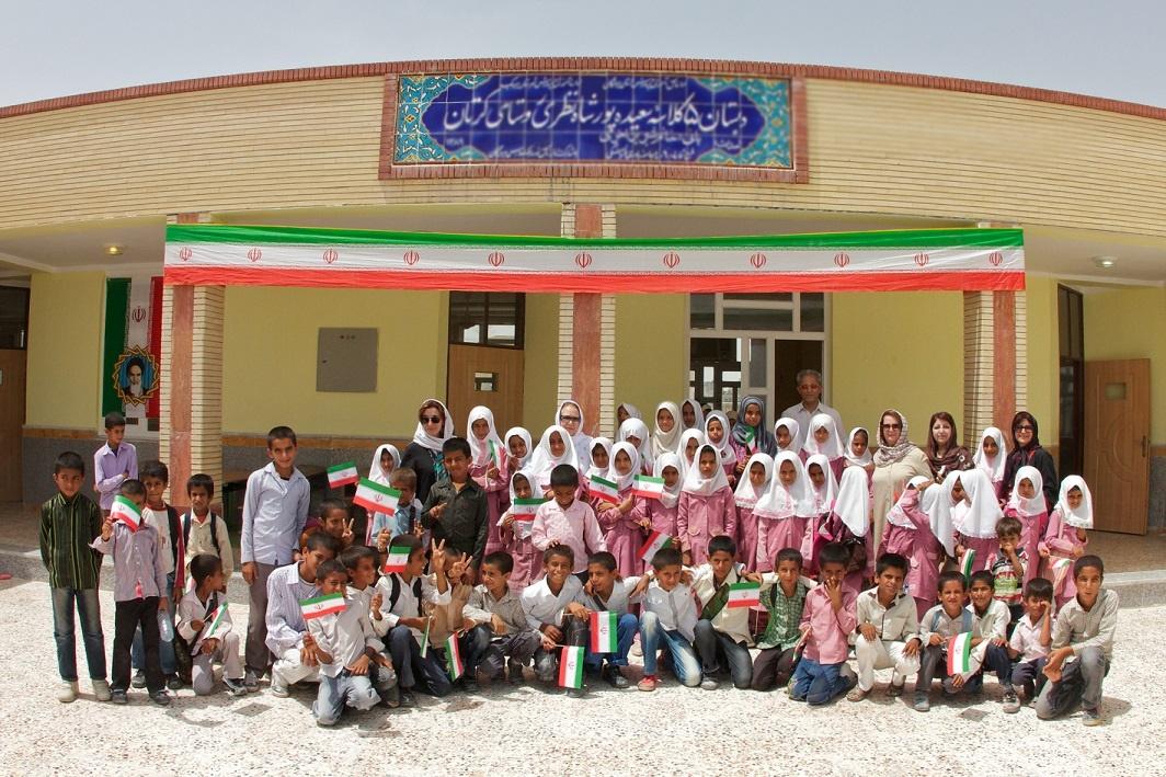 خیران تهرانی ۶ مدرسه در خراسان جنوبی ساختند