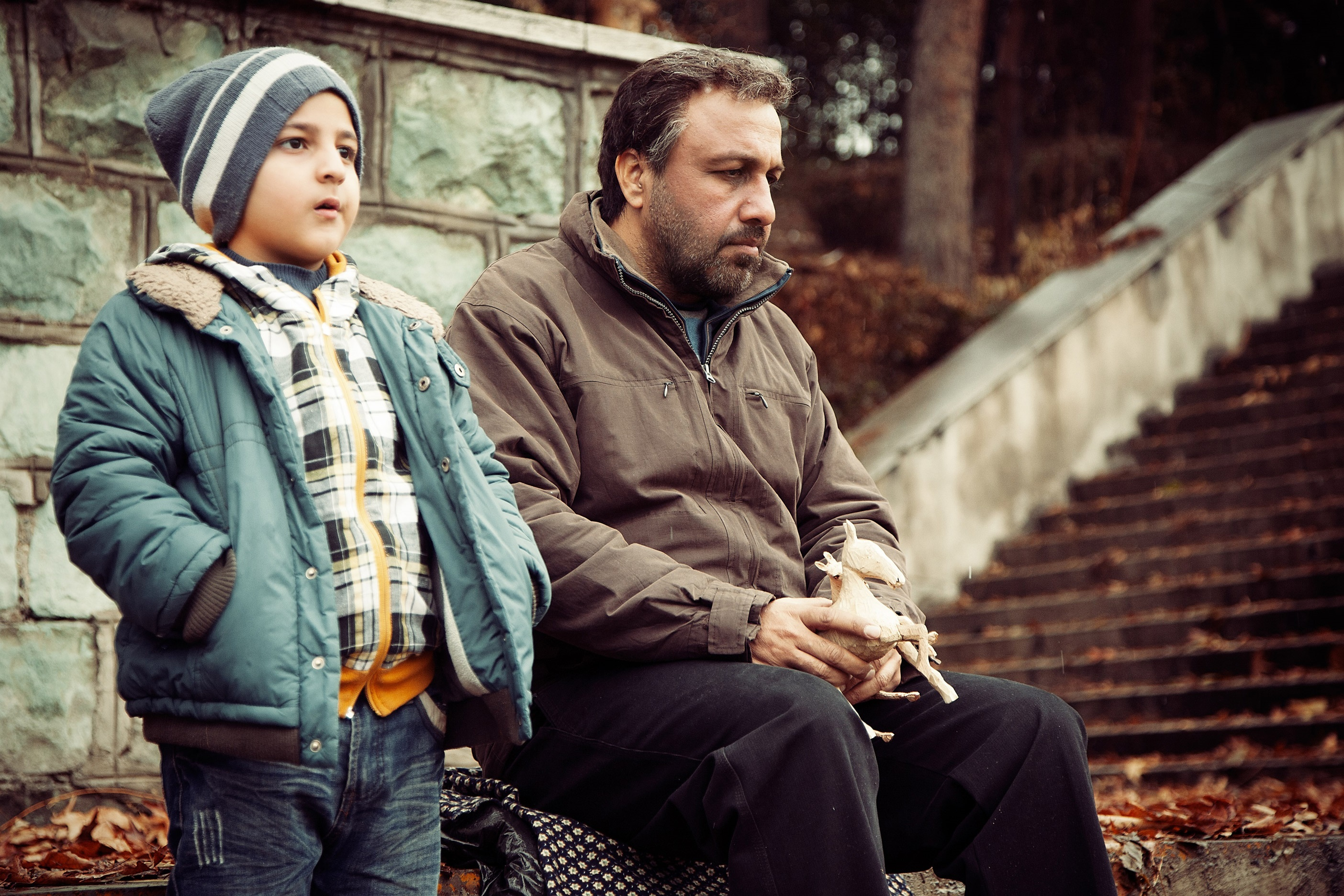 «دهلیز» با بازی رضا عطاران در شبکه افق