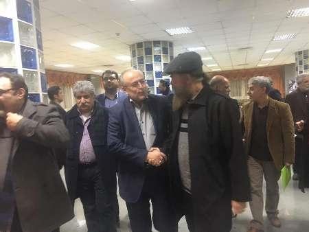 گپوگفت سینماگران با یک مقام قضایی/ درخواست برای دیدار با آیتالله آملیلاریجانی