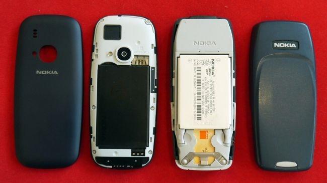 نوکیا ۳۳۱۰ جدید و بسیار زیبای رونمایی شده در کنفرانس جهانی موبایل را ببینید