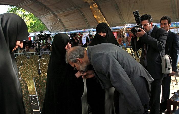 نظر همسر شهید مطهری درباره دامادش، علی لاریجانی