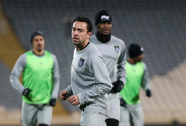 ژاوی: فکر نمیکردم فوتبالم در ایران و مقابل پرسپولیس به پایان برسد/ لیورپول قهرمان اروپاست