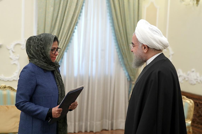 روحانی: توان اجماعسازی آمریکا در جهان کمتر شده است