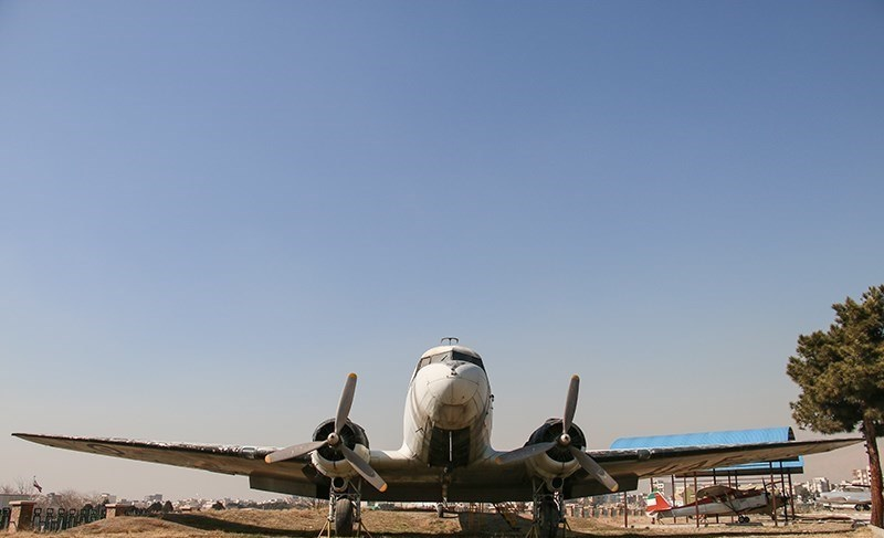 تصاویر | موزه نیروی هوایی ارتش | نخستین هواپیماهایی که در ایران به پرواز در آمدند