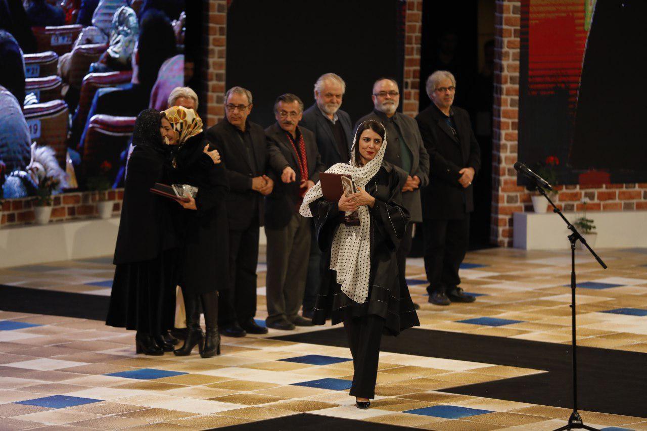 لیست برگزیدگان جشنواره فجر در سایت لیست می