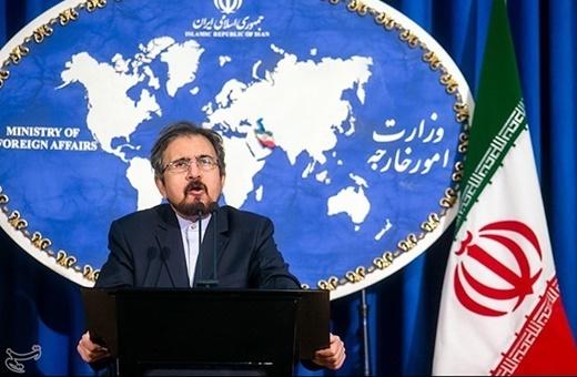 واکنش ایران به اظهارات تازۀ وزیر خارجه ترکیه