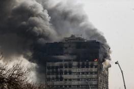 جلوگیری از تکرار پلاسکو در شرق تهران/ تخریب و رفع خطر یک ملک در حال ریزش