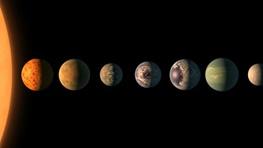 خبر هیجانانگیز ناسا: کشف ۷ سیاره سنگی شبیه به زمین/امکان وجود آب مایع و حیات در زمین دوم!