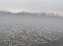 هوای همدان برای هفتمین روز متوالی آلوده است