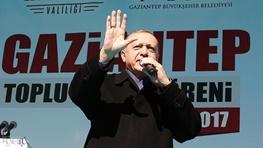 اردوغان: ترکیه بار دیگر متولد میشود/ رقه را پاکسازی میکنیم