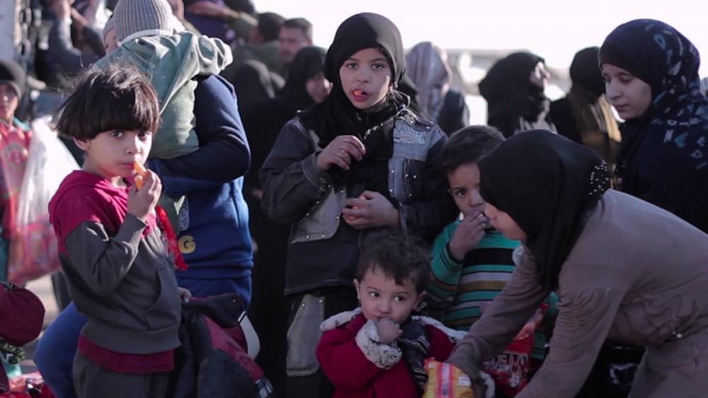 فیلم | کشته شدن بیش از ۶۵۲ کودک سوری در سالی که گذشت