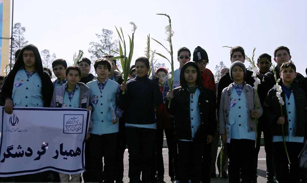 تصاویر | آمادهباش بیش از نیممیلیون نفر در طرح نوروزی ۹۶