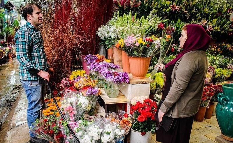 تصاویر | در حوالی نوروز | در میان گلهای بهاری فدم بزنید