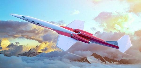 تلاش برای ساخت کنکورد جدید تا سال ۲۰۲۳/اسطوره به آسمان بازمیگردد؟