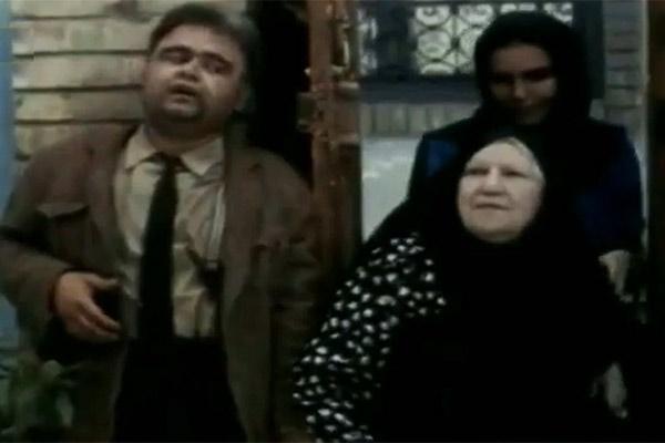 فیلم   سکانسی به یادماندنی از فیلم «مادر» مرحوم علی حاتمی