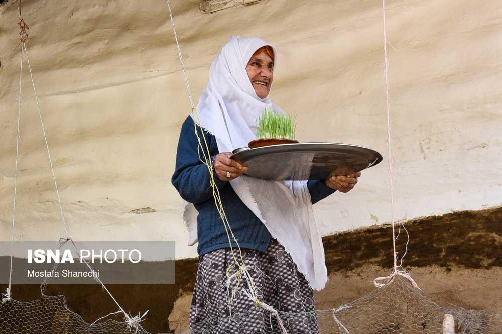 تصاویر | آیین سنتی مارمه در آستانه نوروز