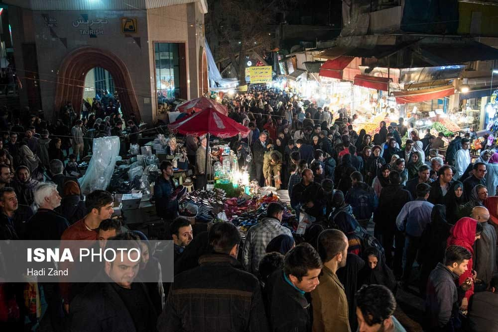 تصاویر | در خیابانها صدای بهار میآید
