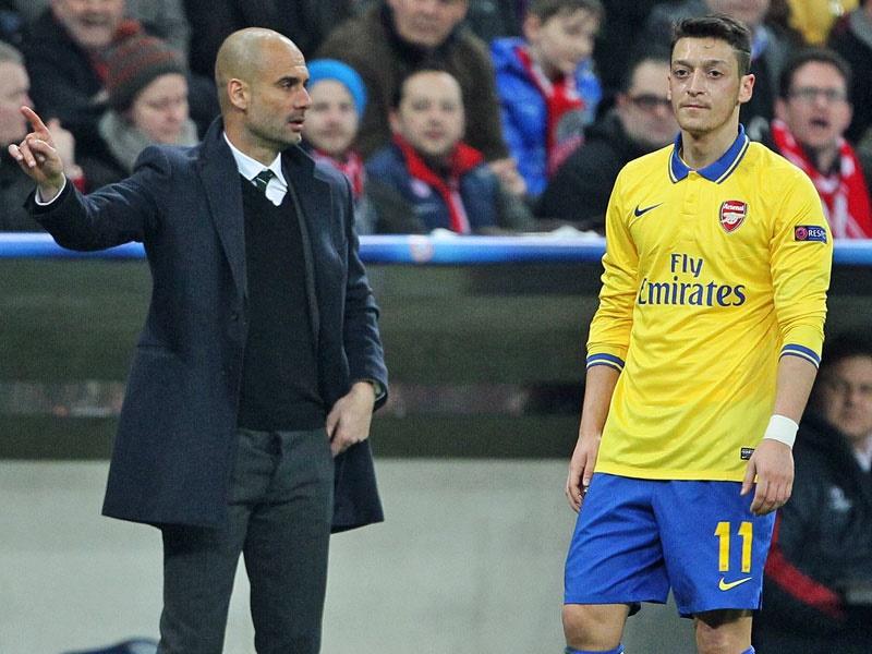 افشاگری بازیکن سابق رئال مادرید/اوزیل:گواردیولا اجازه نداد به بارسلونا بروم