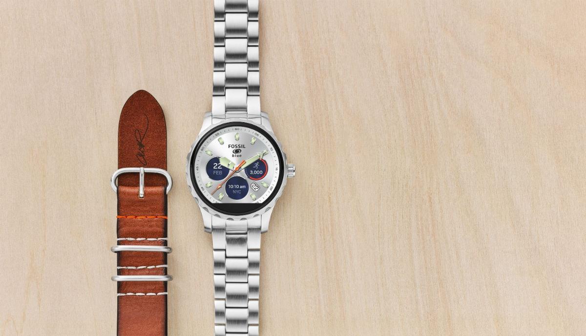 ساعت هوشمندی که به نام عکاس معروف نشنال جئوگرافی است / عکس