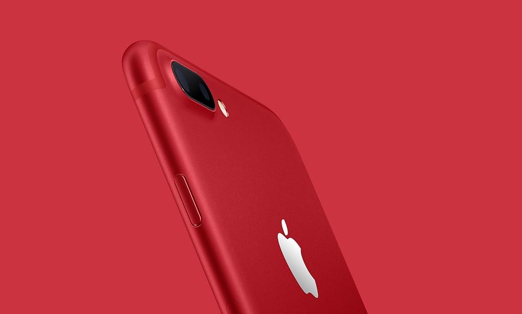 آپدیت محصولات اپل با آیفون قرمز و آیپد ۹٫۷ اینچی جدید / عکس