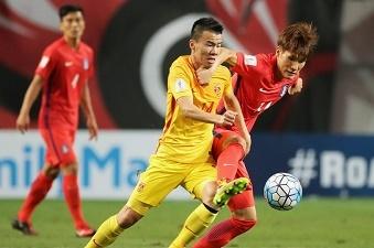 جو وحشتناک تماشاگران چینی توییتر AFC را به وجد آورد