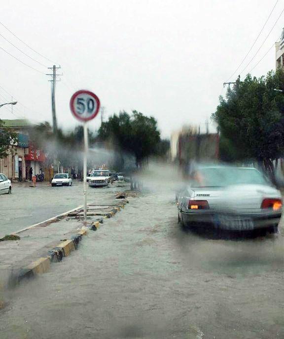 احتمال سیلاب در سیزدهبدر