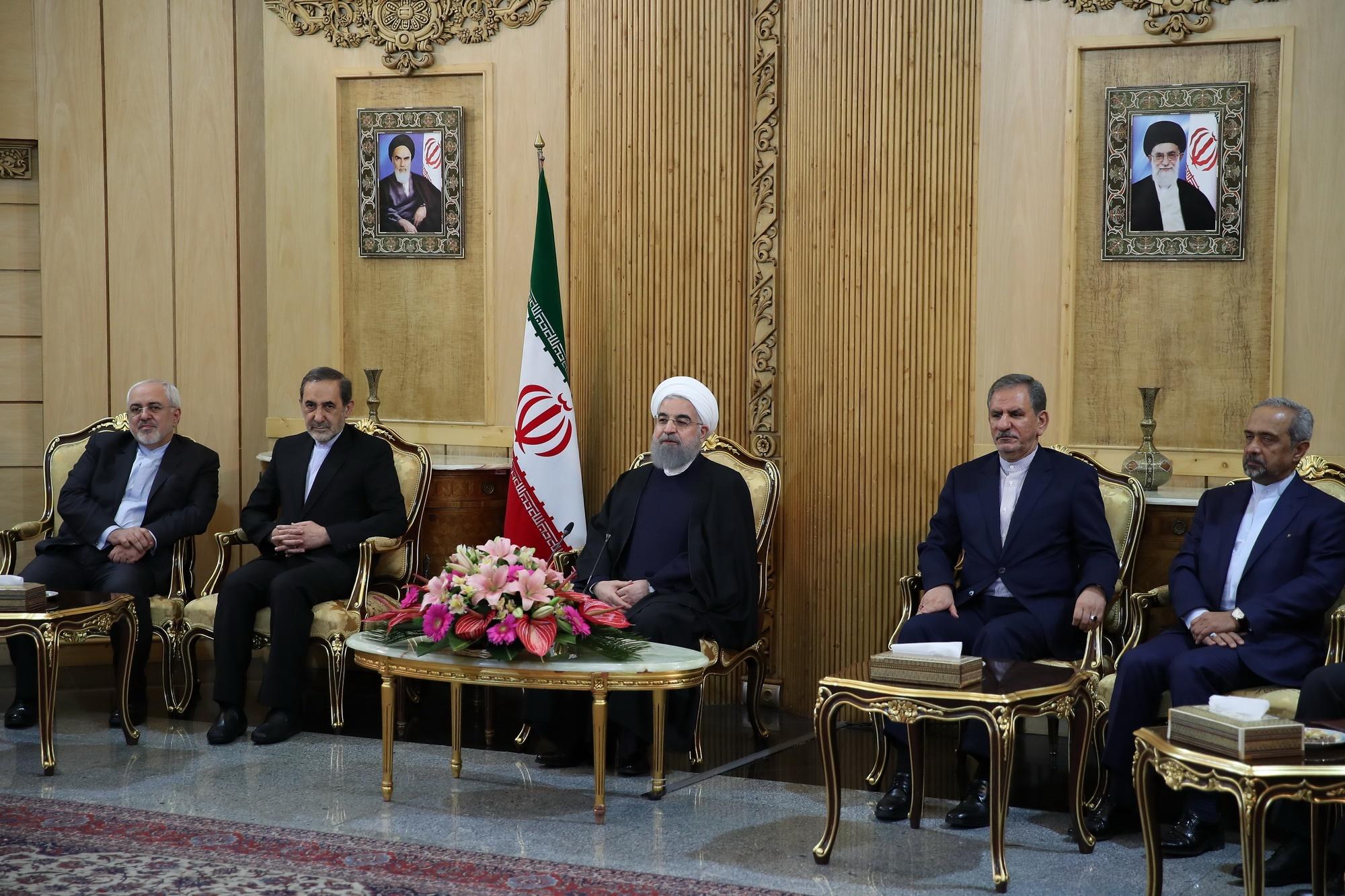 روحانی: روسیه کمکهای زیادی به اجرای برجام کرد